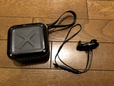 青年海外協力隊の持ち物(荷物)③ Bluetoothスピーカー・イヤホン