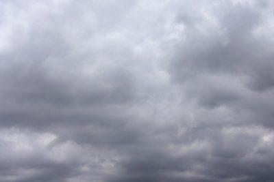 阿智村の天気が悪い・・・嫌な予感・・・
