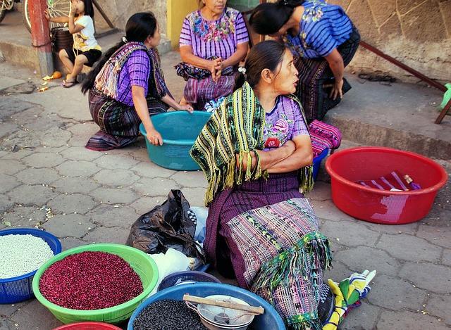 グアテマラの民族衣装(ウイピル)と奥が深いマヤ文明の歴史
