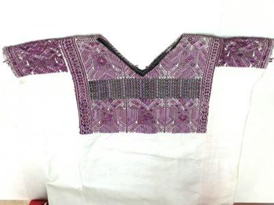 グアテマラの民族衣装① ウイピル (huipil)
