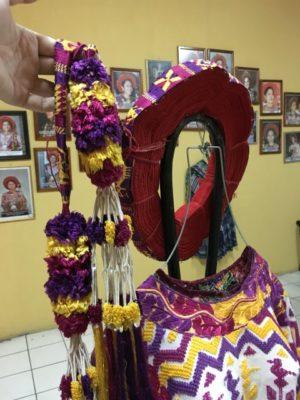 グアテマラの民族衣装⑥ シンタ (Cinta)