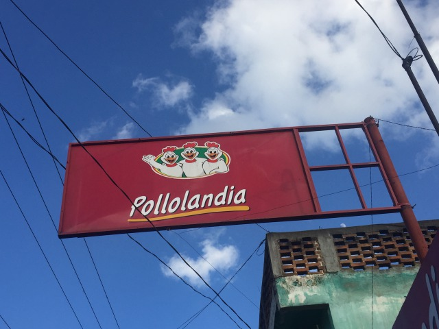 グアテマラで黒胡椒が香ったらポヨ・ランディア