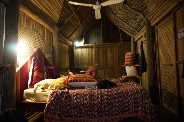 実際に泊まったリオドゥルセのホテル Torutugal