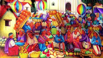 グアテマラ先住民インディヘナの文化や生活習慣