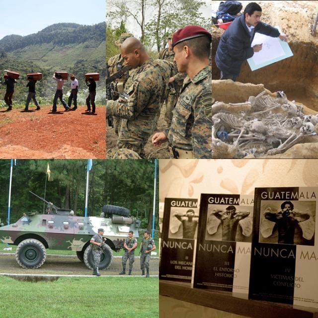 Wikipedia グアテマラ内戦 より引用