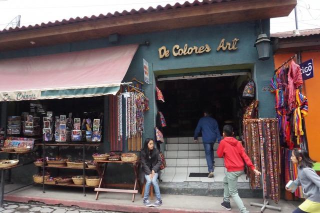 おすすめ理由③ チチカステナンゴの観光地としての安心感