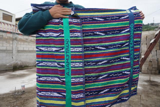 カンテルタオル② チチカステナンゴ民族衣装の柄