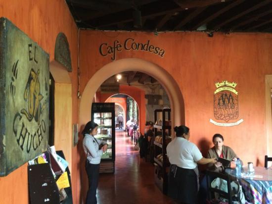 アンティグアでおいしいチーズケーキ!?おすすめのカフェコンデサ