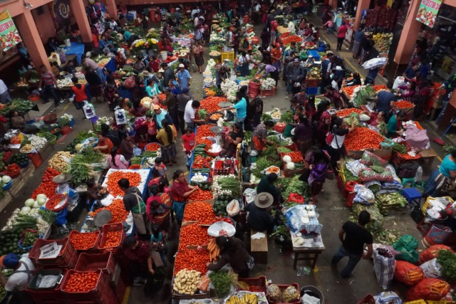グアテマラお土産買い物スポットチチカステナンゴ2