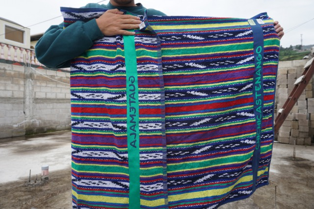 グアテマラおすすめお土産のカンテルタオル3