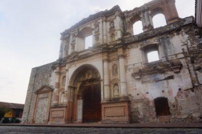 グアテマラ・アンティグアのおすすめ観光・散策コース