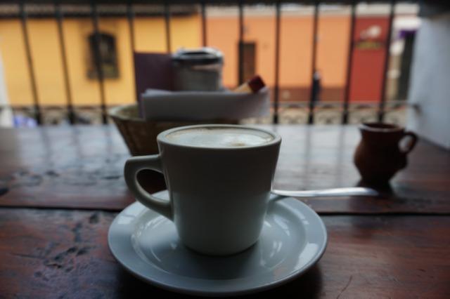 アンティグアで一息つこうおすすめのWiFiが強いカフェ