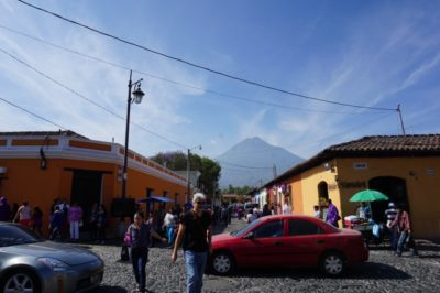 アンティグアの観光・散策名所1