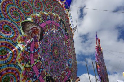 世界中の観光客がアンティグアに押し寄せる年に一度のビッグイベント