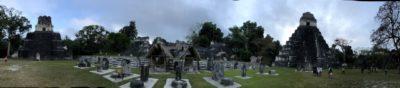 グアテマラの世界遺産ティカル遺跡の観光基本情報、行き方、入場料