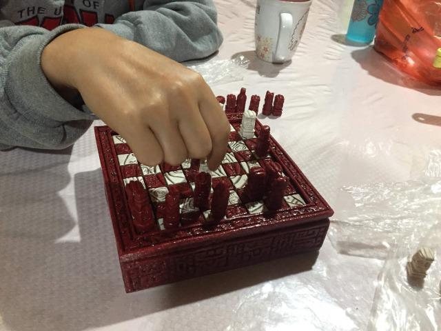 アテマラのおすすめお土産チェス1