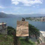 サンフアンララグナからみるアティトラン湖