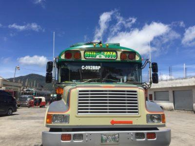 グアテマラを観光したいけどのように移動したらいいの?