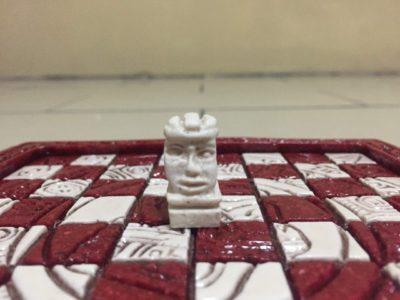 グアテマラのお土産チェスのポーン