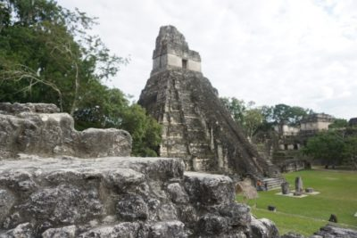 グアテマラのティカル遺跡観光4