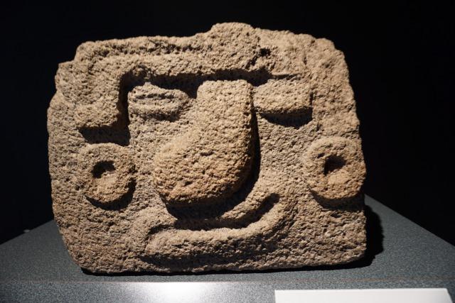 グアテマラの石碑