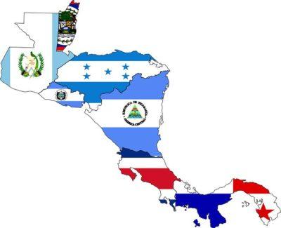 グアテマラの場所をひとことでいうと「メキシコの下(南)」
