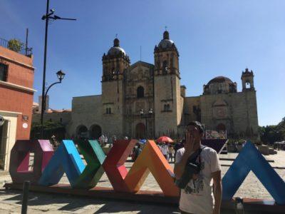 メキシコ・オアハカに来ちゃいました!