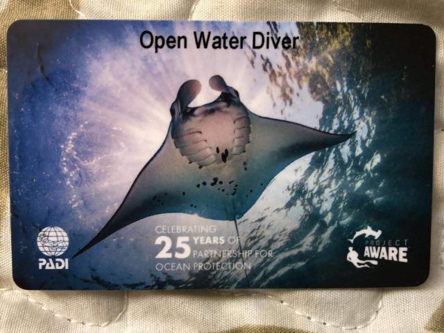 中米最安値!ロアタン島でのダイビングライセンス取得方法