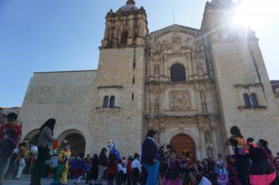 メキシコ屈指の観光地オアハカへの行き方