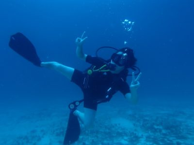 オリンパスの水中カメラレビュー 重宝するポイント